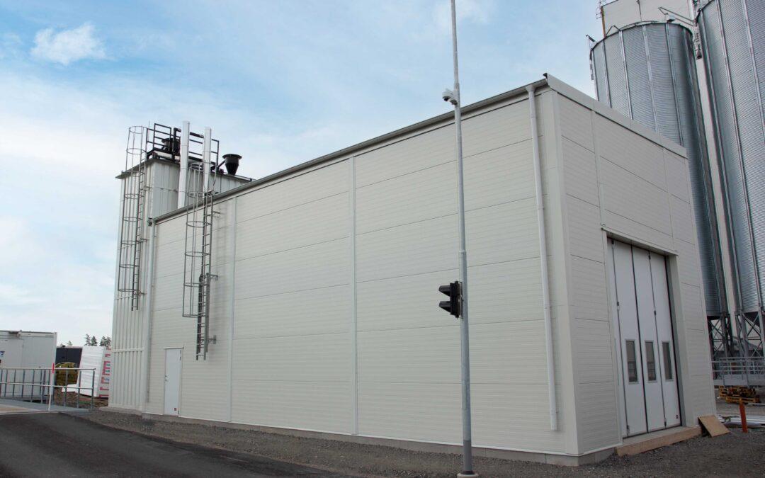 Fossilfri Energicentral, Lidköping